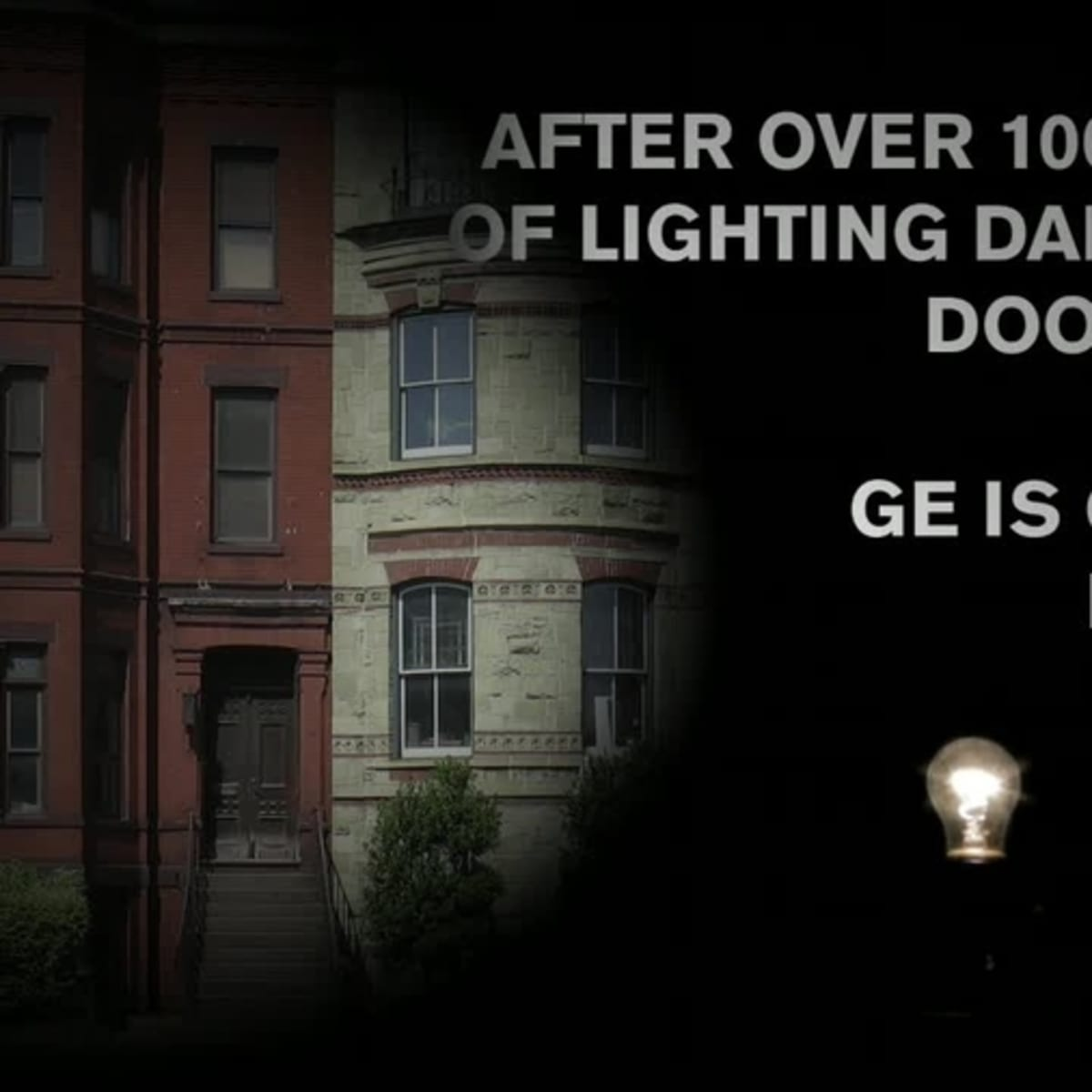 Sorry Thomas Edison It Could Be Lights Out For Ge S Consumer