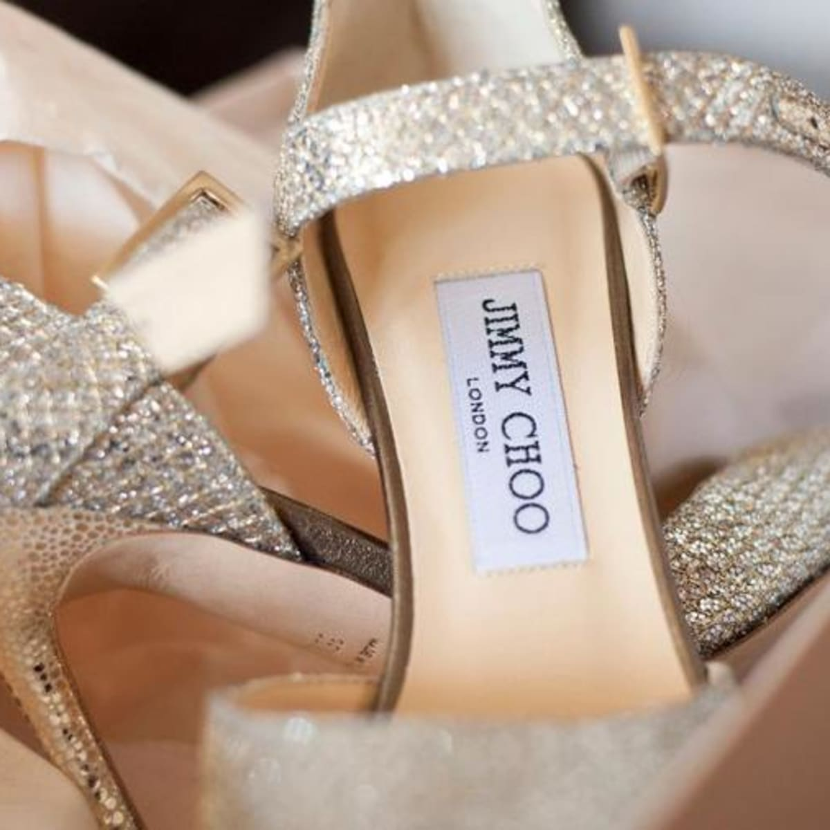 Outrageously Expensive Jimmy Choo Shoes