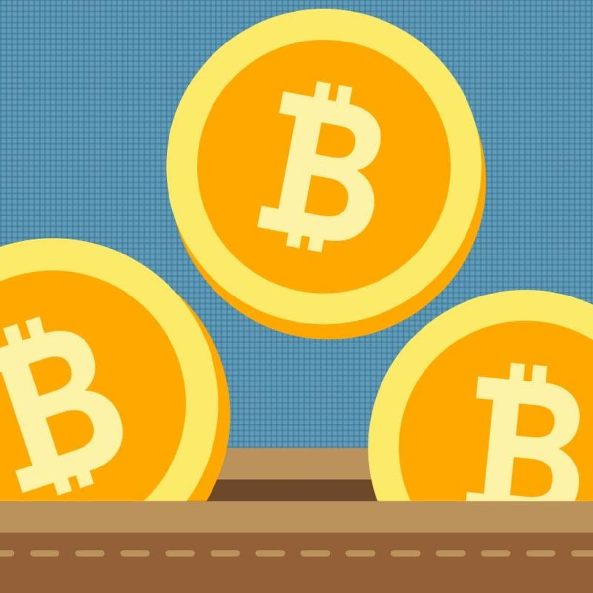 Bitcoin Slides 11 This Week As What Goes Up Comes Down Thestreet