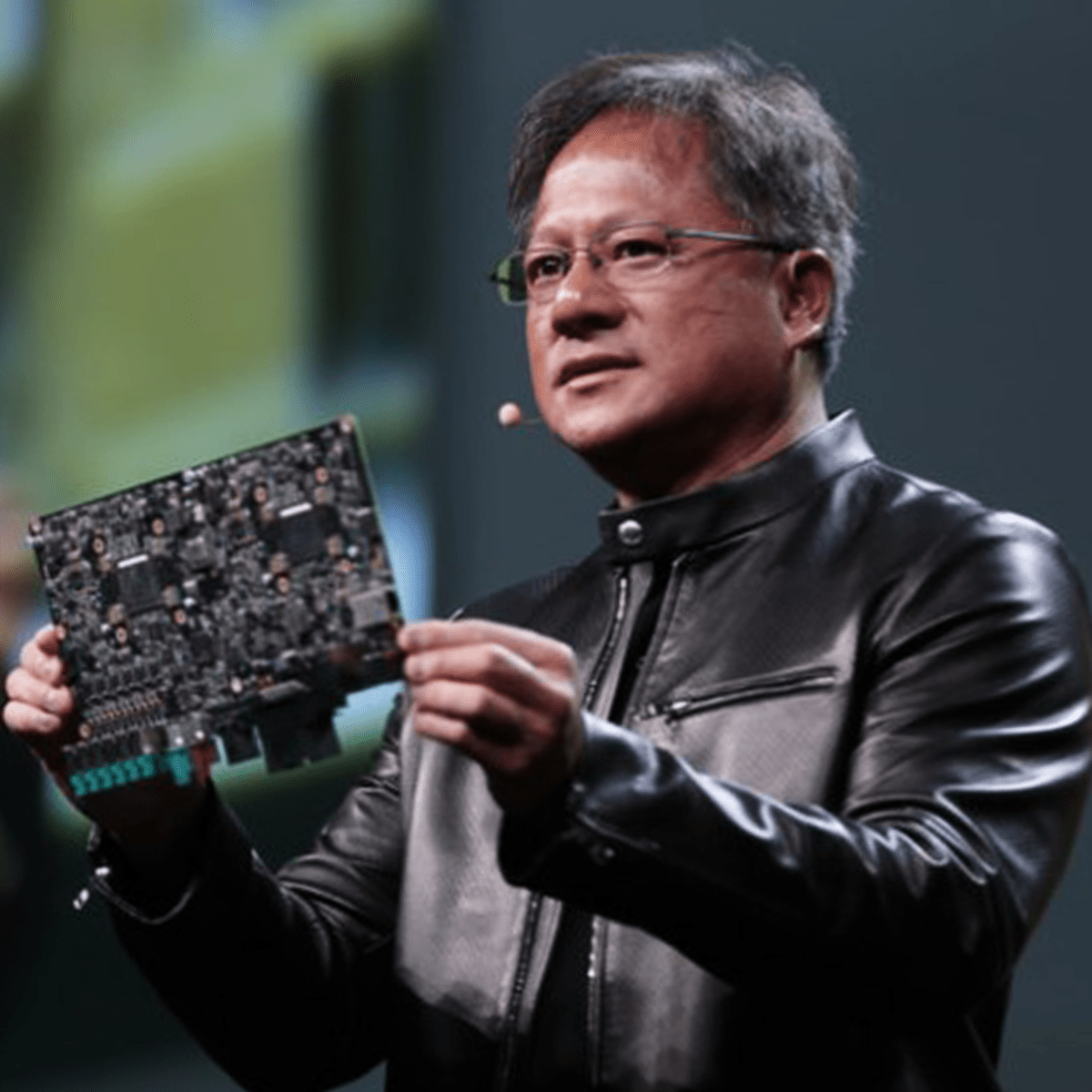 Why Nvidia S Nvda Ceo Jensen Huang Deserves The Title Businessperson Of The Year Thestreet