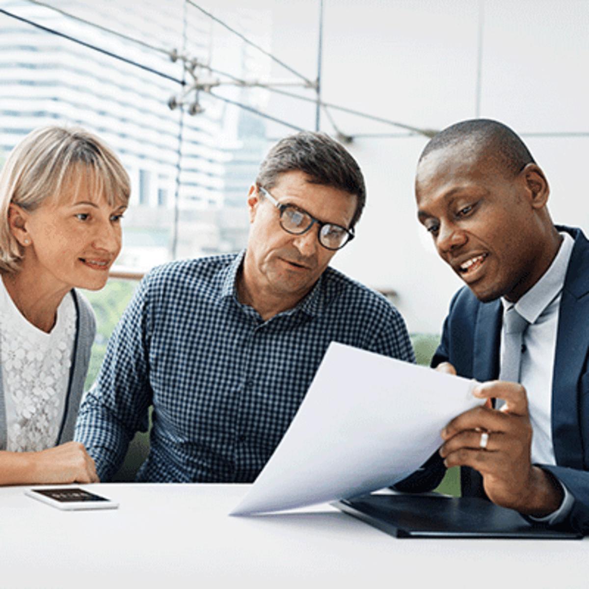 Seek Help From A Finance Advisor