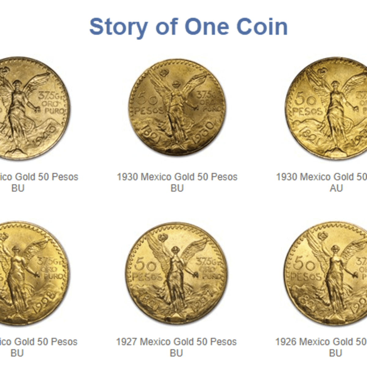 Story Of A Gold Coin