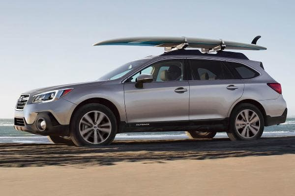 All-wheel drive cars: Subaru OutbackThe Subaru Outback is a popular choice, based on CarMax sales information collected between Nov. 1, 2017 and April 30, 2018.Photo: Subaru