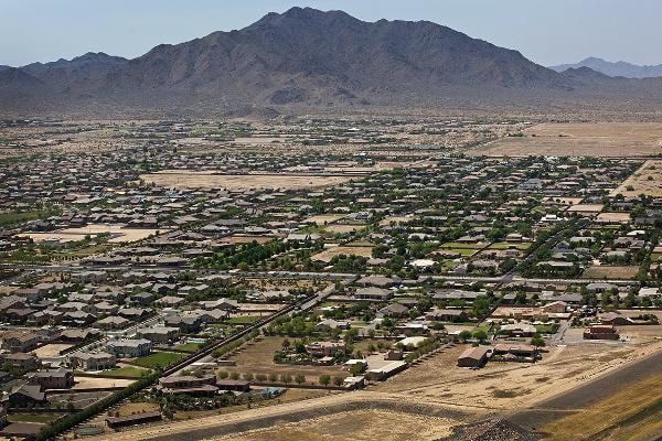 1. Chandler, Ariz.Chandler, a suburb southeast of Phoenix has the highest employment growth of all the cities. It also ranked third in the job market ranking, which includes the number of opportunities, employment growth, average starting salary, variety of industry, job security, and other factors.Photo: Shutterstock