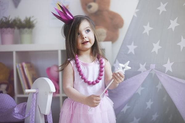 Most Popular Costumes for ChildrenPrincess: 7.6%More than 3.8 million children plan to dress as their favorite princess character.Photo: Shutterstock