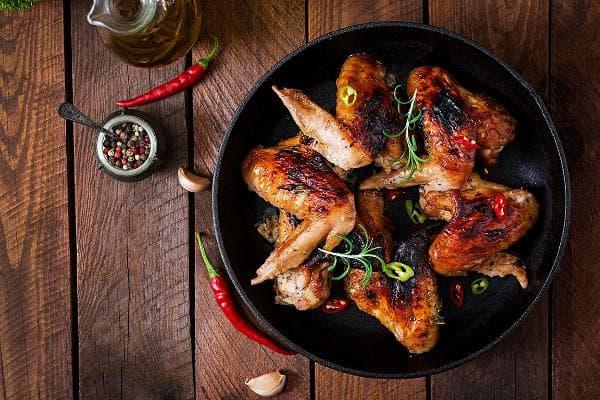 ChickenIllnesses: 3,114Outbreaks: 123Photo: Shutterstock