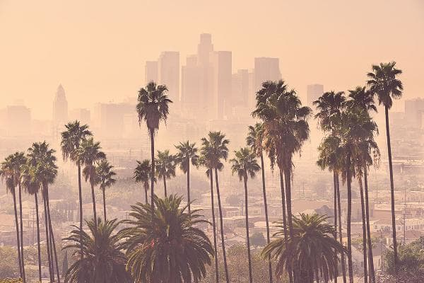 1. Los Angeles-Long Beach, Calif.Los Angeles remains the city with the worst ozone pollution, as it has for nearly the entire history of the American Lung Association's report. It was the fourth worst for annual particle pollution, and seventh worst city for short-term (24-hours) particle pollution.Photo: Shutterstock