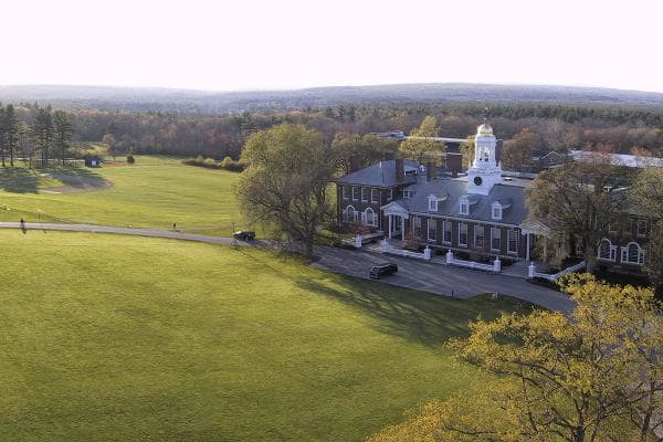 Groton, Groton, Mass.Non-Boarding Tuition:  $43,390 Enrollment: 381 Founded: 1884This private Episcopal college preparatory boarding school boasts notable graduates such as Franklin D. Roosevelt, author Curtis Sittenfeld (Prep), and actor Sam Waterston. The school has an endowment of $360 million.Photo: Jplayforth/Wikipedia