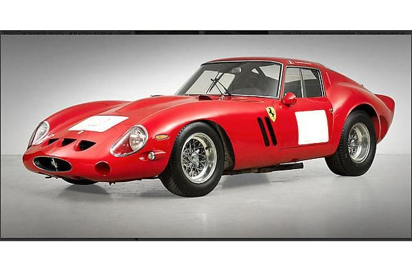 1. 1962-63 Ferrari 250 GTO Berlinetta$38.12 millionThe most expensive car ever is this Ferrari 250 GTO, which sold for a whopping $38.12 at the Bonhams auction at California's annual Monterey car auctions in August 2014.Photo: Bonhams