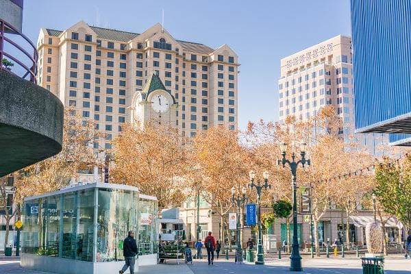 1. San Jose-Sunnyvale, Calif.Percentage change in jobs: +19.3%Percentage change in average annual wage: +31.5%Ranking the most prosperous, the Silicon Valley metro increased productivity by 37.3% in the 10-year period, and standard of living by 44.7%. But despite the success, San Jose-Sunnyvale ranks dead last out of 100 cities for inclusion by race, with the median earnings gap between whites and people of color increasing by $8,612between 2007-2017.Photo: Sundry Photography / Shutterstock
