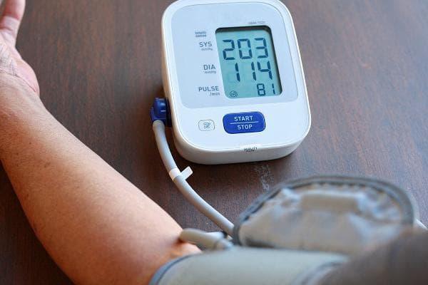 1. High Blood Pressure: 481,501 DeathsPhoto: Shutterstock