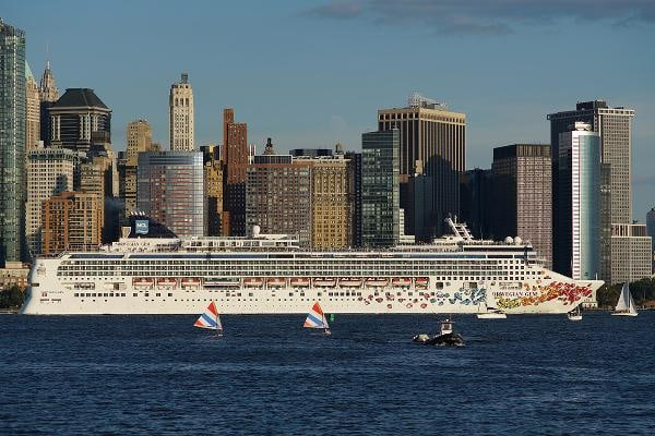 Norwegian GemNorwegian Cruise LinesScore: 100Photo: Mariusz Lopusiewicz / ShutterstockRelated.Norwegian Cruise Lines Could Be Docking With a Dividend in 2019