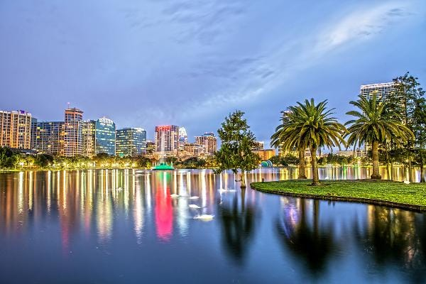 1. OrlandoCosts Rank: 42Facilities and Services Rank: 2Activities and Attractions Rank: 5Orlando comes out on top overall as one of the best places to get married. The Florida city is one of the five cities with the most event planners and flower shops per capita.Photo: Shutterstock