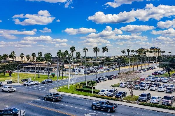 1. McAllen-Edinburg-Mission, TexasObesity/Overweight Rank: 2 (out of 100)Health Consequences Rank: 11 (out of 100)Food and Fitness Rank: 1 (out of 100)Topping the list of metros is McAllen, Texas. The McAllen metro has the third-highest rate of diabetes and the highest percentage of physically inactive adults of all 100 cities.Photo: Anthony Acosta / Wikipedia