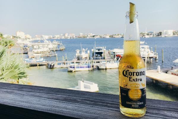 1. Corona, Mexico2020 brand value: $8.1 billion2019 brand value: $8.2 billion