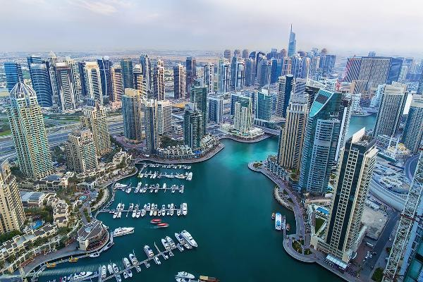 United Arab EmiratesOvershoot day: March 8Population: 9.6 millionSmaller countries that fall near this overshoot date are Bahrain, at March 10, Kuwait, March 11, and Trinidad and Tobago, March 13.Photo: Shutterstock