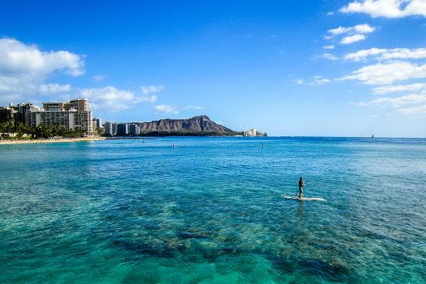 1. HonoluluCost and Participation Rank: 47Sports and Outdoors Rank: 1With its mild climate and plentiful beaches, it's probably no surprise that Honolulu tops the list for active lifestyles. The city is also among those with the most basketball hoops and most tennis courts per capita.Photo: Shutterstock
