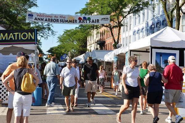 Ann Arbor, Mich.Home to the University of Michigan, this graceful city of 115,000 residents has music stores, sidewalk cafes, bars, bookstores, and shops. The downtown is the center for dining out, entertainment, and artistic performances.Photo: Susan Montgomery / Shutterstock