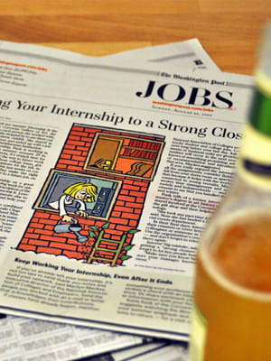 Despite these uncertain economic times, there are positions to be had. Check out MainStreet's most recent line-up of full-time, part-time, freelance and telecommuting jobs. Up first is our line-up of full-time gigs (and keep clicking for earlier postings). Photo Credit: Kevin H.