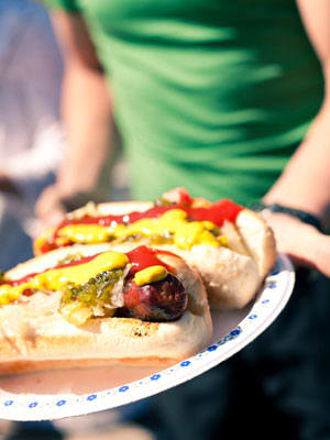 Hot dogs are a classic American favorite and a well-loved mystery meat product, but there are actually strict definitions for what a hot dog, frankfurter or wiener actually is. Let's take a look at what they're made of and some other delicious options you might just want to grill up as well (or maybe instead). Photo Credit: lululemon athletica