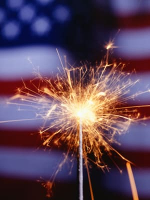 Are those dinky little sparklers not doing it for you? Do you want to celebrate Independence Day with a real bang instead of a sizzle? Good for you, Patriot. Here are some of the biggest fireworks displays in the U.S. Just don't get too excited and try to start your own show, let's leave that to the professionals. Photo Credit: Getty Images