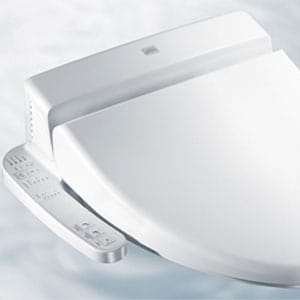 """The toilet you see to the left there may seem like something out of a science fiction movie, but it's actually a fairly common sight in Japan. The """"Washlet,"""" a brand of bidet toilets put out by Japanese company Toto (not to be confused with the band of the same name), features a heated seat, built-in bidet with temperature control and a """"self-cleaning wand."""" But you don't have to go east for this kind of bathroom experience — the company now sells these and other luxury toilets in the U.S., where this model retails for $880. But the Washlet — which may be test-squatted at select sushi restaurants in New York, Los Angeles and Atlanta — is not the most expensive toilet available from Toto, and nowhere near the most expensive in the world. Here are five of the world's priciest toilets. Photo Credit: totousa.com"""