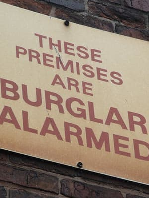 For anyone who has seen those World's Dumbest Criminals clip shows on late-night TV, it may come as no surprise that burglars aren't always the smartest tools in the shed. But sometimes they don't even have to be. Burglars most often enter a place through an unlocked door, says Craig L'Esperance, a detective for a Midwest law enforcement agency. Other times the home owners have a burglar alarm, but forget to set it when leaving the house, even for just a short amount of time. Those problems are easy enough to remedy, but what about the criminals who aren't deterred by locks or alarms? L'Esperance is also the author of the thriller Terror from Within, which concerns a burglary crew that commits residential and commercial burglaries and describes how and why they pick their targets, and he and other experts weighed in on how homeowners can safeguard their possessions. Photo Credit: Elliott Brown