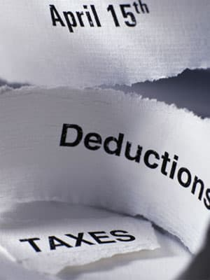 """While Congress extended the Bush tax cuts through 2012, several popular temporary tax breaks, which have become known as """"the extenders,"""" are set to expire on Dec. 31. Don't fret, you'll still be able to use these deductions on your 2011 return, but this will be the last time unless Congress acts to extend these beneftis. The following nine tax breaks will disappear on New Year's Day. Photo Credit: Getty Images"""