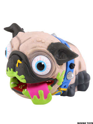 """NEW YORK (MainStreet) — An ugly dog that burps and farts is becoming one of the bestselling toys this holiday season. Adults might react with an """"ewww,"""" but this toy elicits """"ooohs"""" and """"aahs"""" from the little ones. Aptly named The Ugglys, the new interactive electronic pet from Moose Toys makes farting and burping sounds, in addition to more than 30 other repulsive noises. Using a button on the pup's collar, kids can manipulate the pitch, making the sounds even more disgusting. According to TimetoPlayMag.com, a Web site that reviews toys, video games and entertainment products, The Ugglys pug (approximate retail price: $29.99) is very popular, because many kids -- especially those between 5 and 8 years old -- appreciate a good fart joke. Blame it on the movie, """"Despicable Me 2,"""" released last summer, which featured a fart blaster. Yucky or not, parents will buy the toy if they know it has a lot of play value, says Jim Silver, CEO of TimetoPlayMag.com. """"They don't want to buy a toy that their child will play with for ten minutes and then just toss aside,"""" he says. """"They want toys that are engaging that the child would want to play with -- in different ways -- every day."""" From yucky and messy to cute and cuddly, here are some more interactive toys that hit shelves just in time for the holidays."""