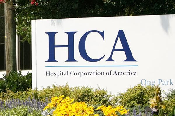 HCA Holdings , the parent company of the Hospital Corporation of America, underwent an IPO in March 2011, raising $4.4 billion, after being taken private in 2006.HCA, the second-largest hospital chain in the U.S., operates and owns 168 hospitals and 116 freestanding surgery centers, including 164 general hospitals, acute care hospitals, three psychiatric hospitals and one rehabilitation hospital, the Nashville-based company says. It also has operations in the U.K.Stock performance: Shares of HCA Holdings are up 18.8% in 2016. HCA's first day of trading was March 10, 2011.
