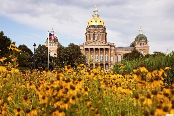 With approximately 3.1 million residents, Iowa was named the tenth-safest state by WalletHub. Here are other some other facts about the state:Median Household Income (2010-2014): $52,716 Persons in poverty: 12.2% Unemployment rate (May 2016): 3.9%Murders and Non-negligent Manslaughters per 100,000 residents: 1.93Forcible Rapes per 100,000 residents: 36.30 Assaults per 100,000 residents: 202 Thefts per 100,000 residents: 2,127 Sex Offenders per 100,000 residents: 173 DUIs per 100,000 residents: 354