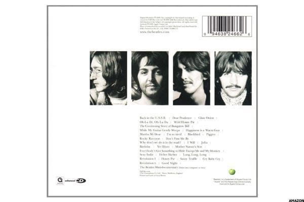 """Price; $790,000This 1968 album has sold nearly 10 million copies in the U.S. alone. The story of the band's trip to India to write it during a meditation retreat with Maharishi Mahesh Yogi is entrenched in the band's lore, and the introduction of Yoko Ono to the mix, the infighting, the departure of George Martin and the point where Ringo Starr almost quit the band gave this album a backstory as full as the album itself.However, the fact that Ringo Starr actually kept a copy of this album after he'd basically been run out of the recording session by Paul McCartney's constant griping over the drum parts -- McCartney played the drums on """"Dear Prudence"""" himself as a result -- is still fairly remarkable. Starr has been clearing out various Beatles effects lately and came across this one -- which sat in a vault for 35 years -- with the serial number 0000001 on it. It sold at auction last year for $790,000 which makes it the most expensive vinyl record ever sold. Meanwhile, if you want the most expensive album ever sold, the sole copy of Once Upon a Time in Shaolinthat the Wu Tang Clan sold to pharmaceutical gouger Martin Shkreli for $2 million still holds that title."""