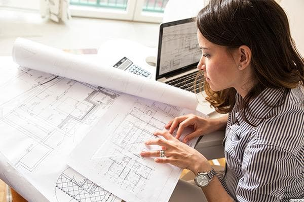 """Employment opportunities are good for those wanting to be architects. There are currently more than 63,000 entry-level positions in the field open across the U.S. Starting pay for architects is around $47,260, according to WalletHub. The typical median pay for all architects in 2015 was $76,100, according to the BLS.But hopeful architects will have to position themselves well. While the field is projected to grow by 7% through the 10-year period to 2024, the current unemployment rate is 5.5%, slightly higher than the national average of 5%.""""Competition for jobs will be very strong because the number of applicants continues to outnumber available positions,"""" the BLS said.To become a licensed architect, job seekers typically have to obtain a bachelor's degree in architecture, obtain work experience through internships and pass the Architect Registration Examination."""