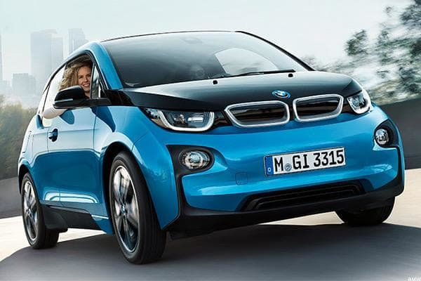 """BMW sold 3,593 i3s between January and July, and the car is the fifth best-selling electric vehicle in the U.S. market, behind Tesla's Model S and X, General Motors' Chevy Bolt and the Nissan Leaf, according to Edmunds.""""The previous generation of BMW's i3 struggled to connect with consumers, many of whom were disappointed in the model's unconventional styling,"""" Edmunds' Caldwell explained. """"However, the expanding market of longer-range electric vehicle models may help the BMW i3 tap into a new base of customers who may not have considered buying an EV in the past. The strong brand equity of BMW elevates the i3, putting it in a good position against a growing lineup of competitors in this segment.""""BMW's i3 has a starting MSRP of $44,450.Also of interest from BMW at this year's auto show is the company's response to the autonomous driving capabilities so many of its competitors are now working on.JPMorgan Securities' European autos analyst Jose Asumendi said in a Sept. 8 research note that BMW remains focused on offering extremely reliable products as it progresses, intermittently introducing different levels of autonomous driving technology as it aims to maintain the auto profit margin within the target corridor.BMW is targeting the introduction of level 3 autonomous driving technology by 2021, according to Asumendi. The analyst said BMW confirmed it is currently working on small projects introducing level 5 tech, but warned that such tech would need to be rolled out across the larger fleet to be successful."""