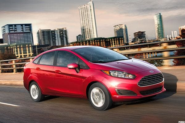 """The Ford Fiesta is one of the least reliable cars on the market today, its rear seating is """"very cramped,"""" and the driving experience feels """"sluggish,"""" according to Consumer Reports."""