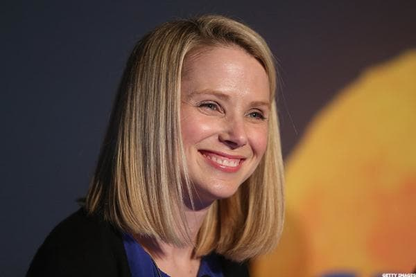 Before joining Yahoo , Mayer began at Alphabet's Google as employee No. 20 in 1999. There, she oversaw product development for the tech giant's search engine, Gmail, Google News and Google Images services. She later went on to head Google's maps and location services. Yahoo brought Mayer on as CEO in 2012, during a time when the Santa Clara, CA-based company was feeling the pains of nearly flat revenue year-over-year and a host of CEOs, among other issues. The once powerful search engine was becoming a sinking ship and Mayer sought tomake Yahoo cool again. Of the 53 acquisitions made during Mayer's tenure, Yahoo's $1.1 billion purchase of Tumblr was largely seen as their most promising move. Despite her efforts, though, Yahoo! was unable to turn around its revenue slide and more recently, has became tarnished by a string of massive account hacks, ultimately creating uncertainty around the fate of Yahoo's planned $4.8 billion sale to Verizon.