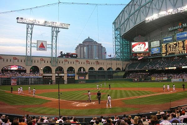 Date: April 3 vs. the Seattle MarinersAverage ticket price: $198Cheapest available: $43Both Astros and Mariners fans likely think of the American League West as wide open last year. The Texas Rangers remember Seattle and Houston being 9 and 11 games back respectively. Seattle is still looking for its first playoff appearance in 16 years, while the young Astros are trying to make it back to the postseason after an impressive Wild Card win in 2015. There are rumblings of World Series contention for both of these rebuilt franchises, and Opening Day is the one day of the year where on-field reality hasn't dashed those hopes.