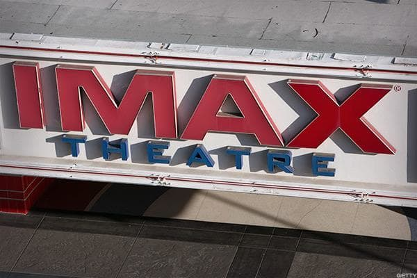 After Memorial Day, shares of Imax dropped 5% by Tuesday's market close. Shares closed Wednesday at $25.05, down more than 2%.