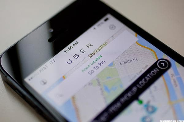 Valuation: $68 billionFounded: 2009Country: United StatesTotal equity funding: $8.81 billion in 13 rounds from 77 investors San Francisco-based Uber is a ride-sharing company that was founded by Garrett Camp, StumbleUpon co-founder/chairman and Uber chairman, and Travis Kalanick, Uber CEO, in 2009. The two men were inspired to create Uber when they had trouble hailing a cab in Paris in 2008. The service is now available in 543 cities worldwide.For the third quarter, the company lost more than $800 million and its bookings hit $5.4 billion, up from $5 billion in the second quarter.