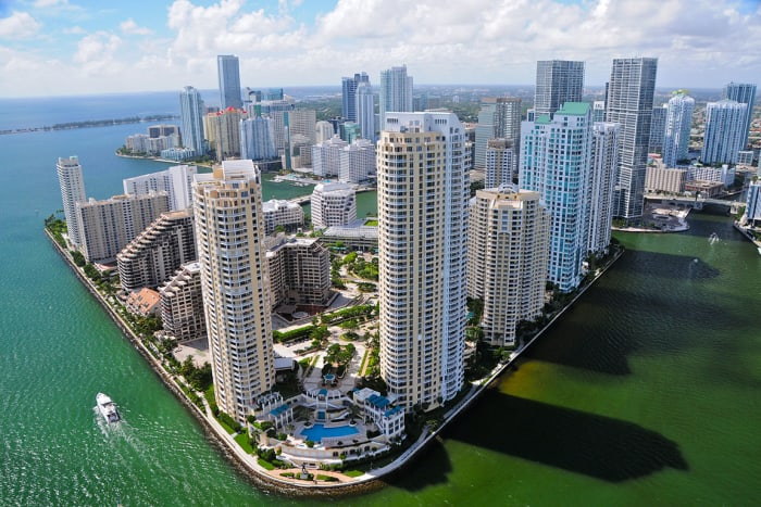 1. MiamiChange in median list price: -2.3% (compared with last year)Change in active listings: -9.3% (compared with last year)