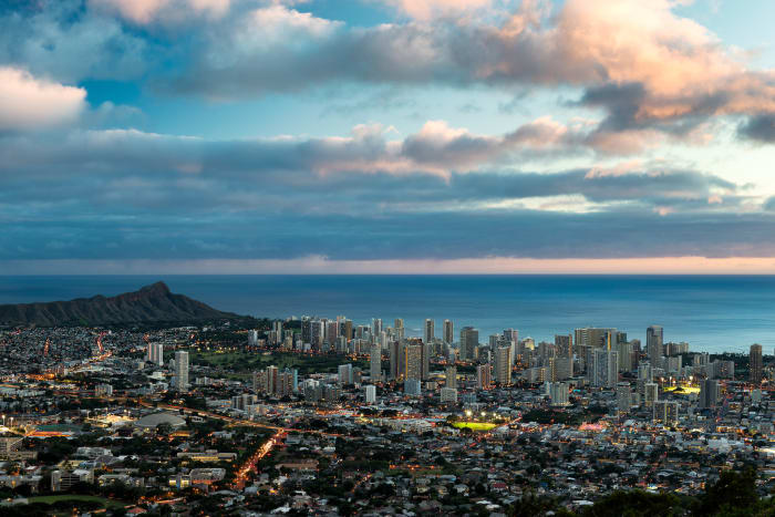 1. HonoluluShare of income spent on mortgage: 41%