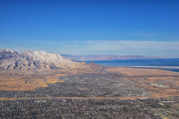 2014 population: 28,4612019 population: 51,348Growth rate: 12.5%Herriman is just outside of Salt Lake City.