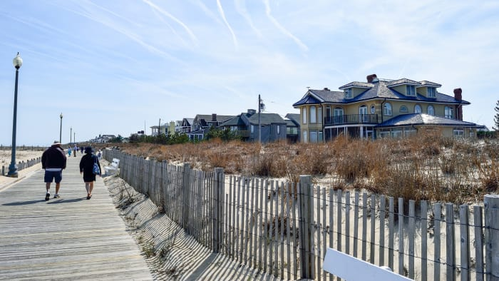 delaware, beach