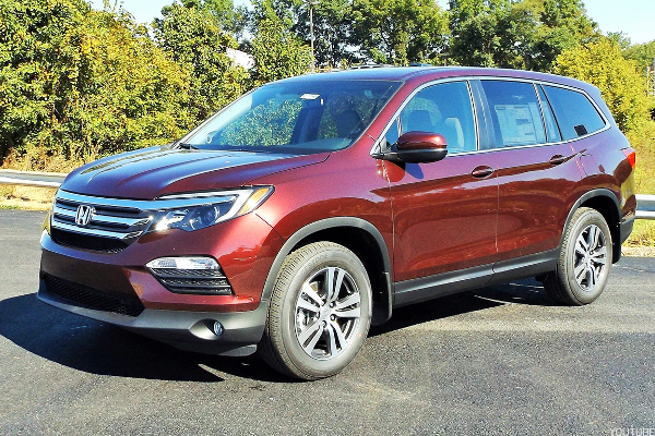 Starting price: $30,595Resale value retained after three years: 70%The relatively low price of gas has been kind to SUVs, but almost overly gracious to older honda Pilots. This vehicle was updated for 2016, mostly because versions built before 2015 were atrociously inefficient at 20 miles per gallon. The Pilot was also unnecessarily bulky, with the folks at Honda's plant in Lincoln, Ala. trimming 300 pounds off its frame between generations. It was basically a pickup truck in an SUV body, and it's still the biggest SUV Honda makes. Yet even the older versions seat up to eight and have 109 cubic feet of maximum cargo space.