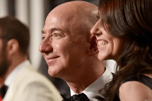 1. Jeff Bezos & FamilyJeff Bezos is the founder and CEO of Amazon.Forbes estimated worth: $131 billion