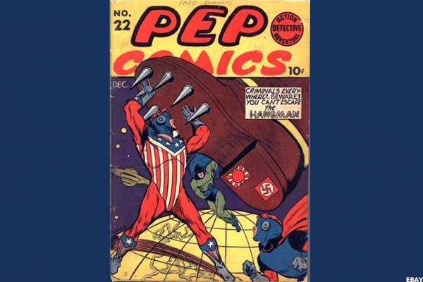5 Comic Books Outperforming Gold And The S Amp P Thestreet