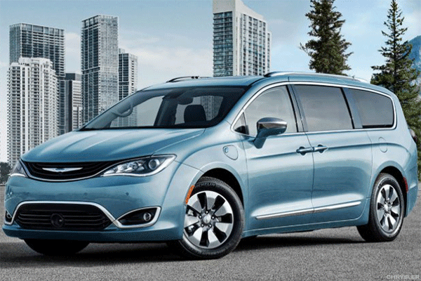 """Starting price: $28,595Mileage: 18 city, 28 highway, 23 combinedDeath to the Town & Country. Chrysler is really gunning for the whole """"luxury minivan"""" angle here by offering features like leather seats, a three-panel sunroof and noise cancellation. At its core, though, this is still a family hauler: stow-and-go seats that fold into the floor, electronic safety features, handless sliding doors, an available vacuum, 3,600 pounds of towing capacity and a whole lot of interior cargo room leave little wonder why minivan sales have rebounded this year."""