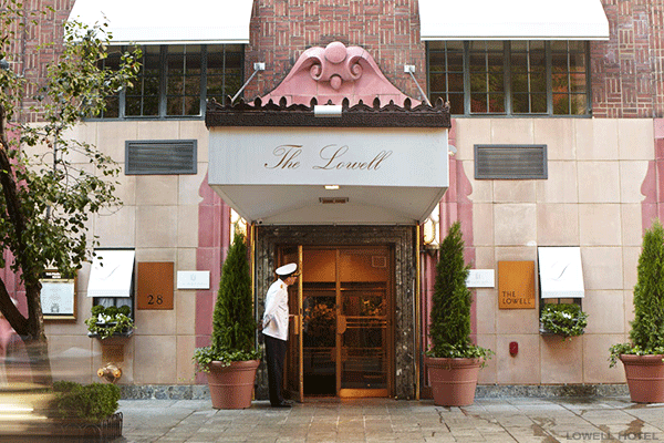 The Lowell Hotel, New York CityWe found The Lowellwhile we were putting together another pampered-pet piece earlier this year, but we'd be remiss if we didn't offer it as an option for your pooped pet.During its winter offseason, room rates start at $540 a night for a basic room with a king-size bed and can cost as much as $2,000 a night for fairly modest suites. That's actually a bargain at The Lowell. When autumn arrives in New York, that lowest rate jumps above $860 a night, while the price of larger suites climbs to nearly $3,000. If you're looking to secure the penthouse, that will run you $12,000 to $13,000 a night.In that context, a $9 serving of Harry's Milk Bone Biscuits isn't quite so head-turning. Neither is the $14 Bow Wow Wow ground beef patty, the $24 Sophisticated Dog filet mignon tartar or the $18 Healthy Friend plate of cage-free turkey, organic oats, fruits and vegetables.