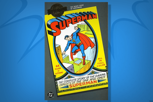 Superman No. 1 Millennium Edition, 2000Highest Price on eBay (as of 07/18/17): $495Lowest Price on Amazon (as of 07/18/17): $24.95At the turn of the 21st century, DC Comics, now owned by Time Warner Inc. , reprinted key issues from its history that featured the first appearances of popular characters and the beginnings of significant story lines. Each issue had a gold foil logo on the cover and a description on the inside about why it was significant. The reprints, however, do not live up to today's value of the originals.