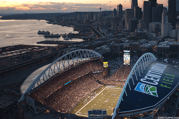 SeattleStadium cost: $461.3 millionInitial cost to taxpayers: $300.3 millionSeattle is so close to having no stadium debt that it doesn't want to jinx it. After the Sonics moved to Oklahoma City in 2008 and became the Thunder, the city sued the Sonics' owners and used the settlement money to pay off their old home at KeyArena paid off. As a result, every Seattle Storm WNBA game, concert or other event the arena has hosted since is straight revenue for the city.In 2011, the city paid off the $384 million it spent building Safeco Field for the Mariners in 1997. Part of the sales and car-rental taxes that paid for the ballpark were shifted to arts, cultural and heritage programs in the city. Shortly thereafter, hotel tax revenue paid off the $67.6 million in municipal bonds the city floated in 1994 to repair falling ceiling tiles from the Mariners and Seahawks' old home at The Kingdome -- a building that was imploded in 2000. That left the $300.3 million the city gave Microsoft billionaire Paul Allen to help build the Seattle Seahawks' current home at CenturyLink Field in 2002 as the last debt to be paid. With the hotel tax now going directly to paying off CenturyLink instead of being split with a nonexistent Kingdome, the city is on track to pay off its portion of the Seahawks stadium debt by 2020. This not only frees up at least 37.5% of that hotel tax for the arts but, more importantly, it dedicates at least 37.5% of it to affordable worker housing and services for homeless youth. That's what the Seattle City Council has kept in mind as it spurned proposals for a new arena in the city's SoDo neighborhood and held out for a deal that requires no taxpayer money and no city-owned land.
